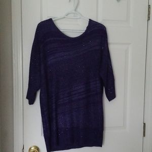 Women's  Tunic Sweater